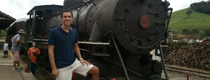 Estacao de Trem da Serra - Maria Fumaca - Passa Quatro, MG is one of Viagem.