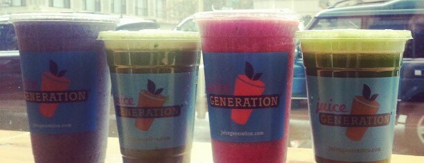 Juice Generation is one of Gems of the Upper East Side.