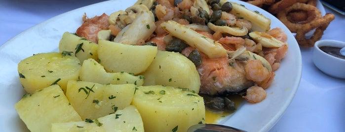 Mirante Restaurante is one of สถานที่ที่ Gustavo ถูกใจ.