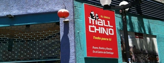 Mall Chino is one of Tour 2.