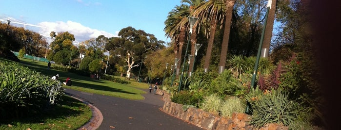 Alexandra Gardens is one of To-do Australia.