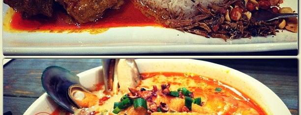 Jalan Alor Malaysian Cuisine is one of Posti salvati di Josh.