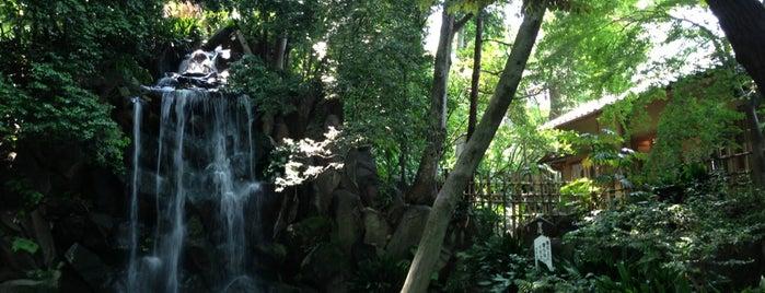 名主の滝公園 is one of Find My Tokyo.