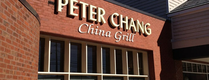 Peter Chang's China Grill is one of Best Chinese Restaurants.