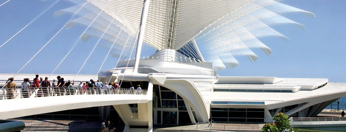 Milwaukee Art Museum is one of Best Museums in the US.