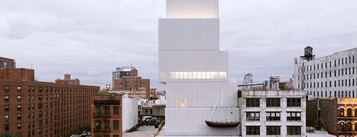 New Museum is one of Best Museums in the US.