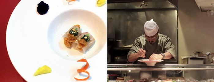 Wa Sushi & Bistro is one of L.A.'s Best Sushi Spots.