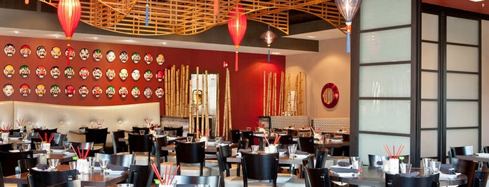 Howard Wang's Uptown Brasserie is one of Best Chinese Restaurants.