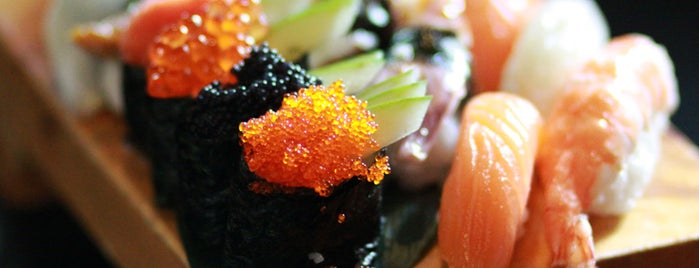 Komasa is one of L.A.'s Best Sushi Spots.