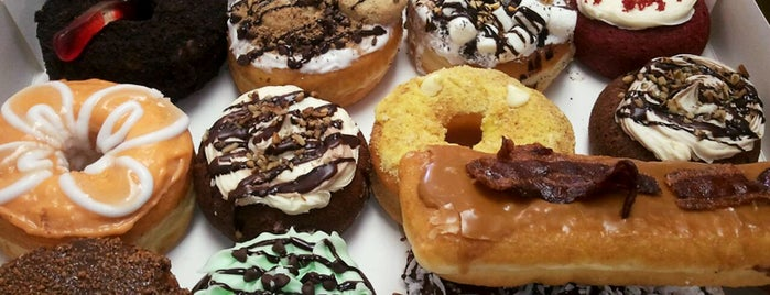 Pookies Donuts is one of Best Donut Spots in the US.