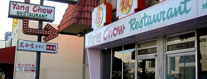 Yang Chow Restaurant is one of Best Chinese Restaurants.
