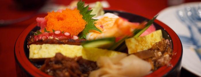 Sushi Gen is one of L.A.'s Best Sushi Spots.
