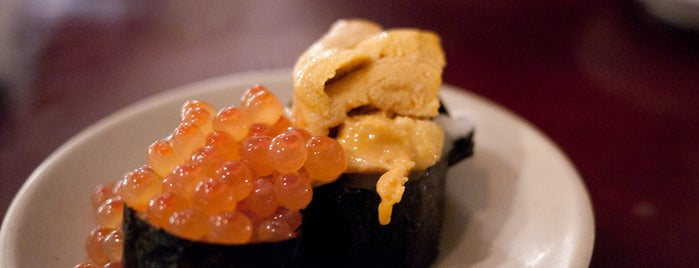 Sushi Sasabune is one of L.A.'s Best Sushi Spots.