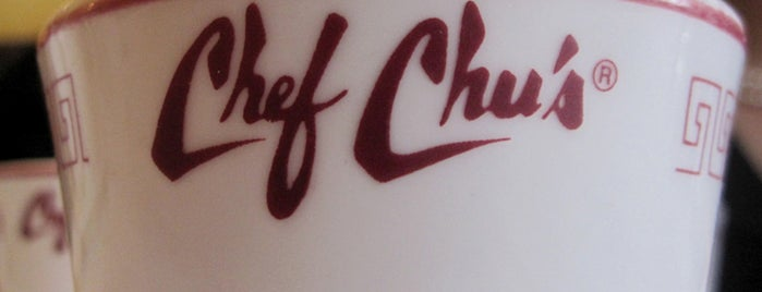 Chef Chu's is one of Best Chinese Restaurants.