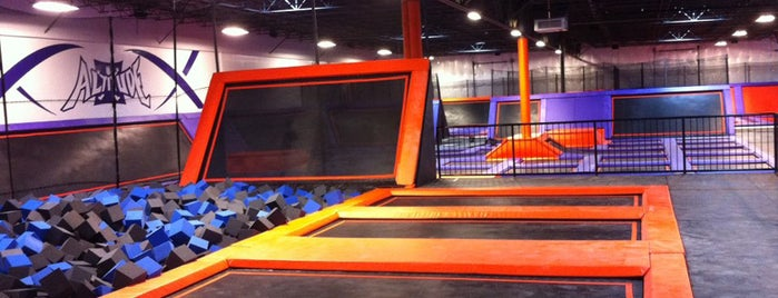 Altitude Trampoline Park is one of Best Workouts in the US.