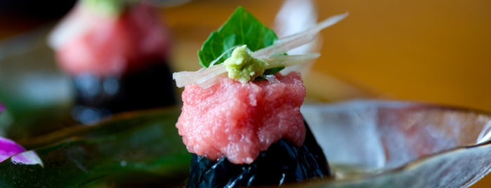 Katana Robata is one of L.A.'s Best Sushi Spots.
