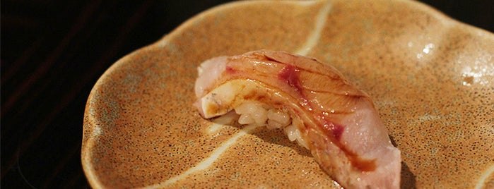 Sushi Zo is one of L.A.'s Best Sushi Spots.