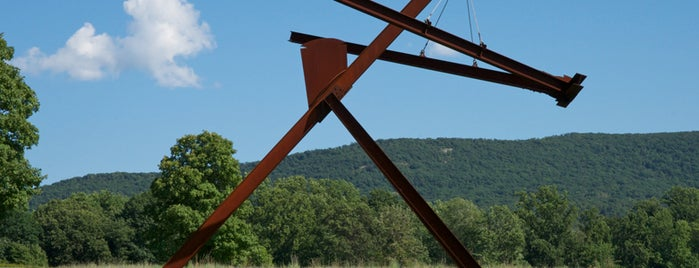 Storm King Art Center is one of Best Museums in the US.