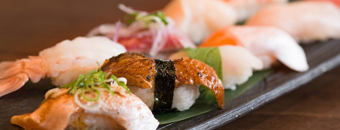 Sushi Nagao is one of L.A.'s Best Sushi Spots.