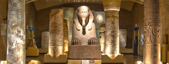 University of Pennsylvania Museum of Archaeology and Anthropology is one of Best Museums in the US.