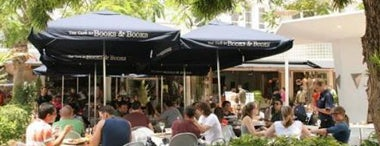 The Café at Books & Books is one of Miami Florida - Peter's Fav's.