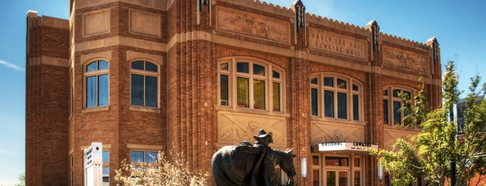 National Cowgirl Museum is one of Best Museums in the US.
