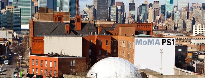 MoMA PS1 Contemporary Art Center is one of Best Museums in the US.