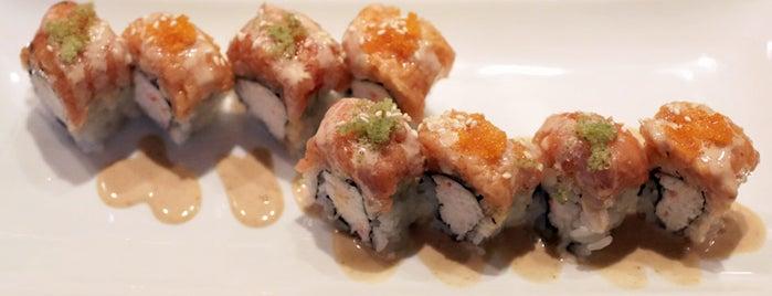 Yu-N-Mi is one of L.A.'s Best Sushi Spots.
