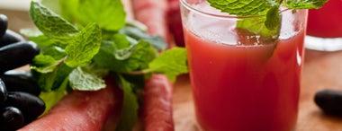 Sidewalk Juice is one of sf food.