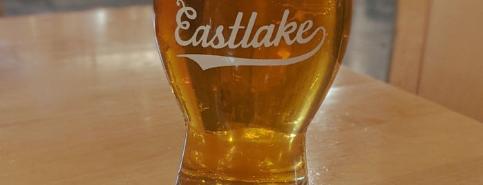 Eastlake Craft Brewery is one of Breweries or Bust 2.