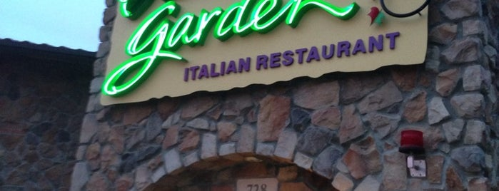 Olive Garden is one of Marlboro.