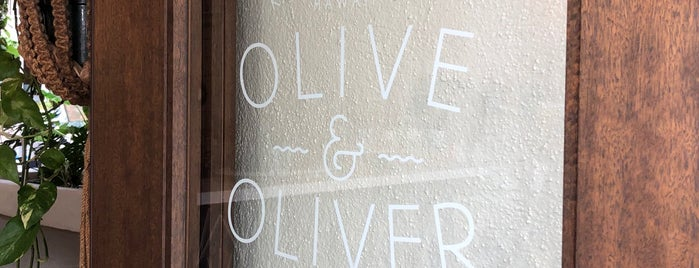 Olive & Oliver is one of Hawaii.
