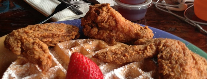 The Breakfast Klub is one of The Best Breakfast Spot in Every State.