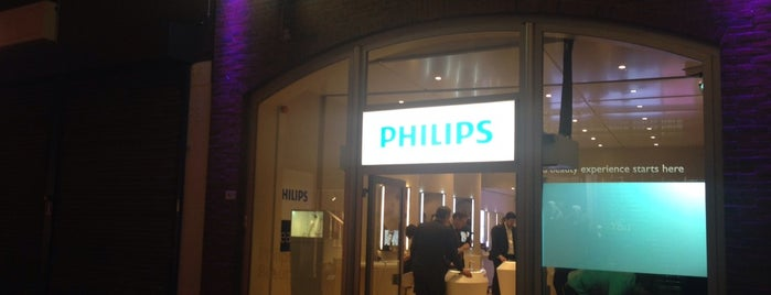 Philips Beauty pop-up store is one of Ciarán 님이 저장한 장소.