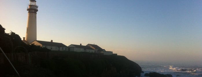 Hostelling International-Pigeon Point Lighthouse Hostel is one of Places USA.