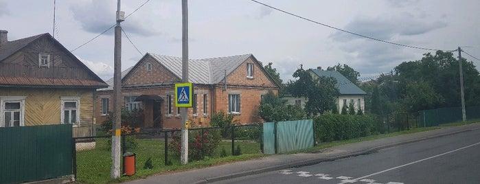 Пинск is one of Пинск.