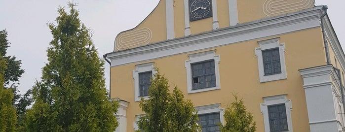 Коллегиум is one of Пинск.