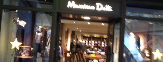 Massimo Dutti is one of TC Cemil : понравившиеся места.