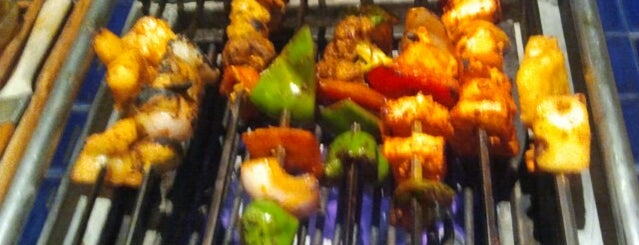 Barbeque Nation is one of Divya 님이 좋아한 장소.