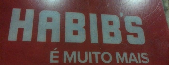 Habib's is one of สถานที่ที่ Tuba ถูกใจ.