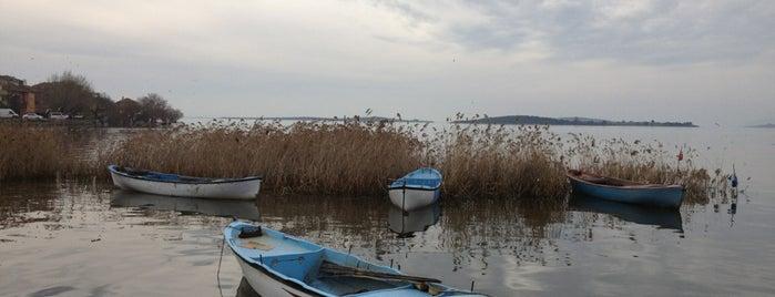 Gölyazı is one of Gezilecek Yerler ve Müzeler.