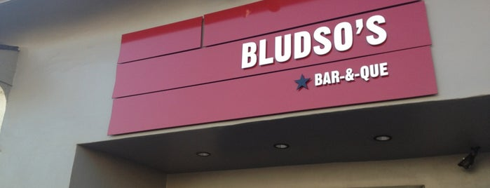 Bludso's Bar & Que is one of LA 2015.