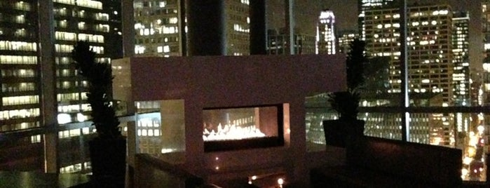 ROOF on theWit is one of Chicago Magazine's 100 Best bars 2013.