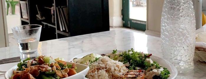 Zåtar Lebanese Tapas & Bar is one of Lugares favoritos de Michael.