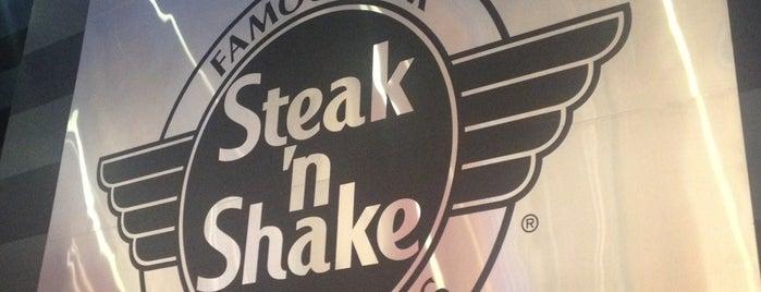Steak 'n Shake ستيك اند شيك is one of DUBAI.