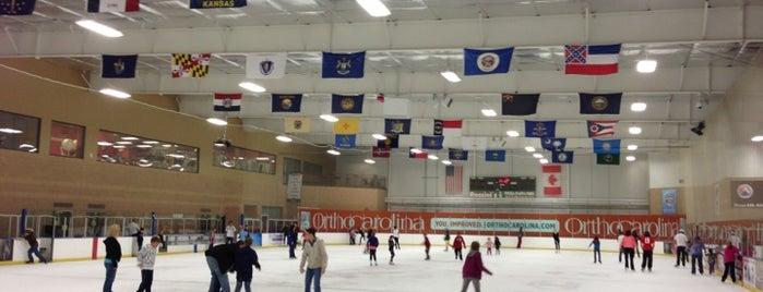 Extreme Ice Center is one of Tempat yang Disimpan Brigitte.