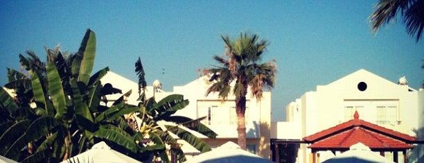 Zorbas Beach Hotel is one of Kos.