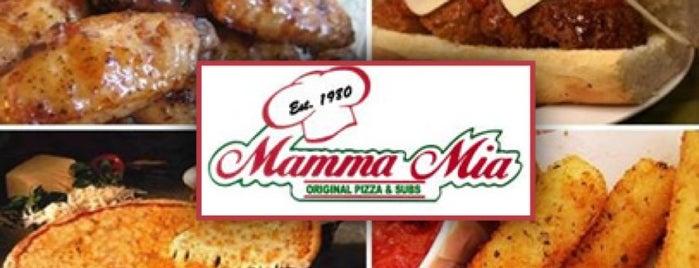Mama Mia Pizza is one of Restaurants PHX.