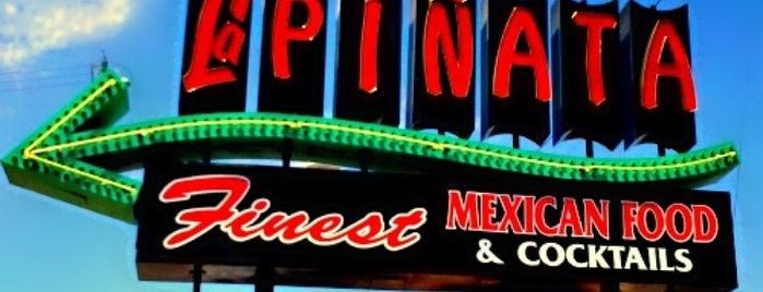 La Piñata is one of All Time Fave Places to Drink in USA.