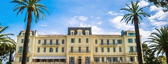 Hôtel du Cap Eden Roc is one of International: Hotels.